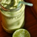 Smoothie de avocado