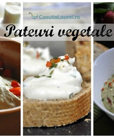 5 pateuri vegetale