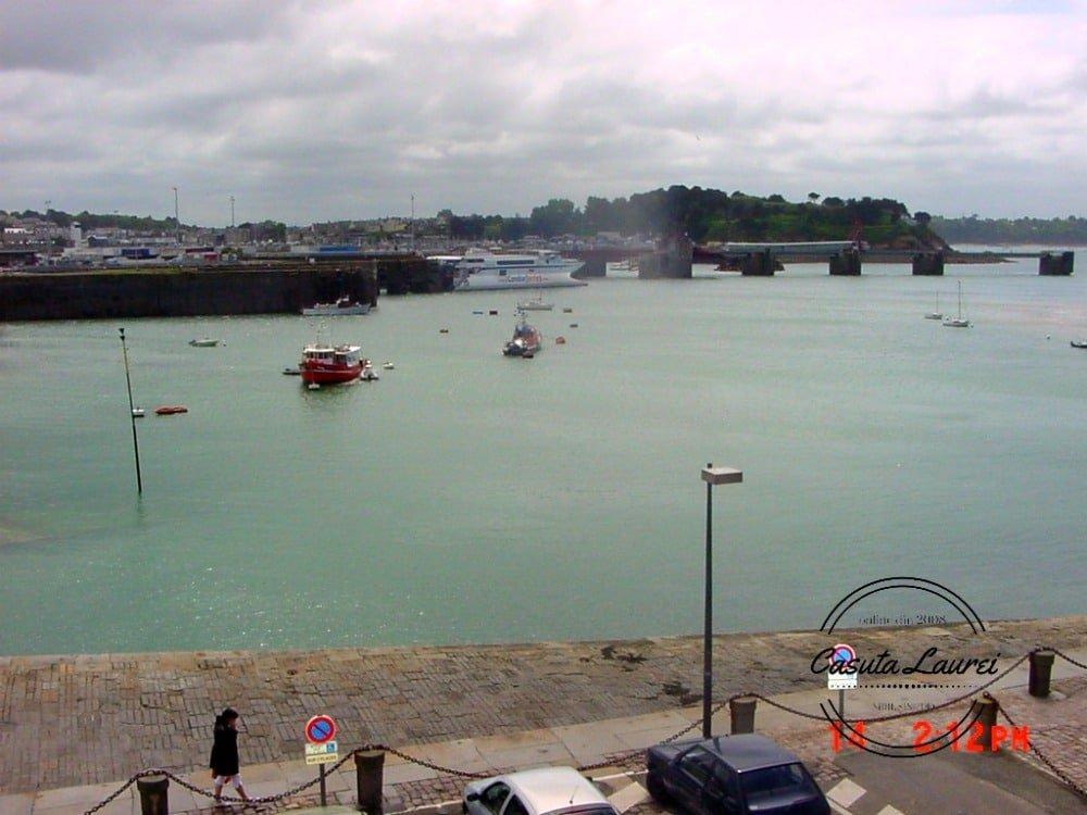 Saint Malo. Portul.