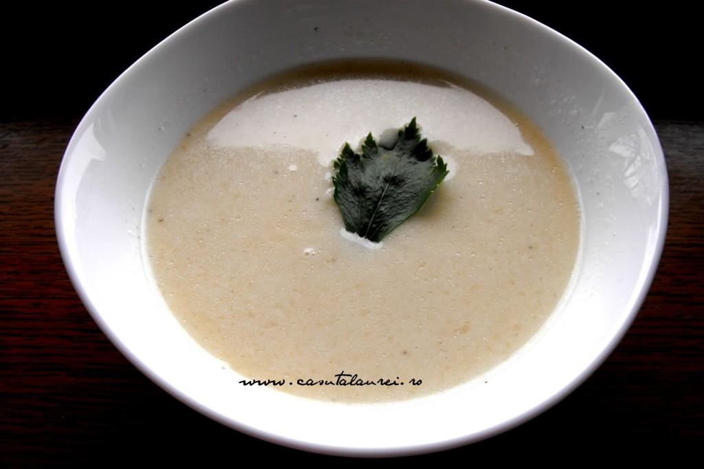 Supa crema de gulie