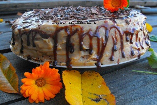 Tort Chococcino