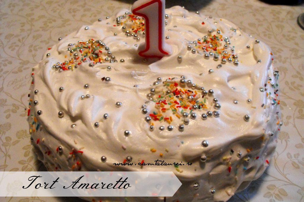 Tort Amaretto
