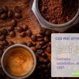 Cea mai aromata cafea - varianta interbelica