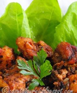 Carne marinata – tandoor style