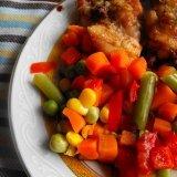 Pui la grill/cuptor cu otet balsamic