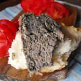 Provocarea Daring Cooks: Pateu de casa din ficat de porc cu bagheta frantuzeasca