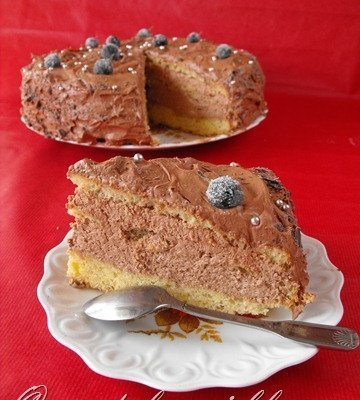 Tort Marzipanmom