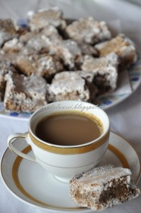 Prajitura cu cacao