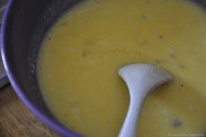 Supa de oua–Dukan style