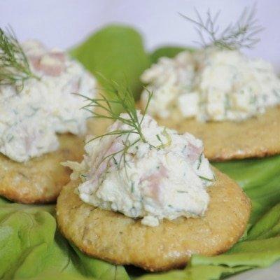 Salata cremoasa de oua