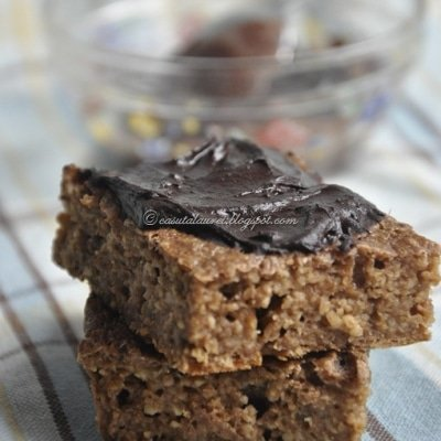 Brownies din branza de vaci