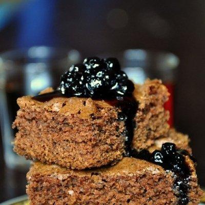 Brownies aromat