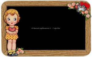 Girl-Chalkboard-Frame-sweetly-scrapped