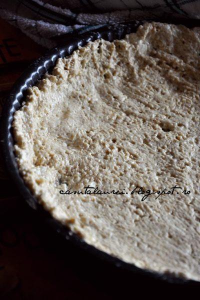 Aluat de tarta Dukan