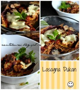 Lasagna Dukan