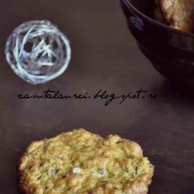 Biscuiti din tarate