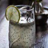 Cocktail Chia Fresca