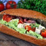 Sandwich Insalata Caprese