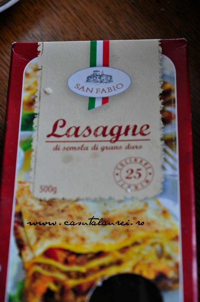 foi de lasagna