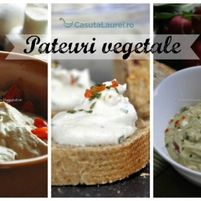 Pateuri vegetale