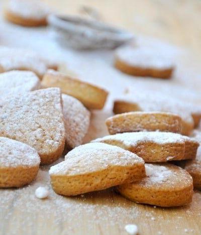 Biscuiti bretoni cu unt