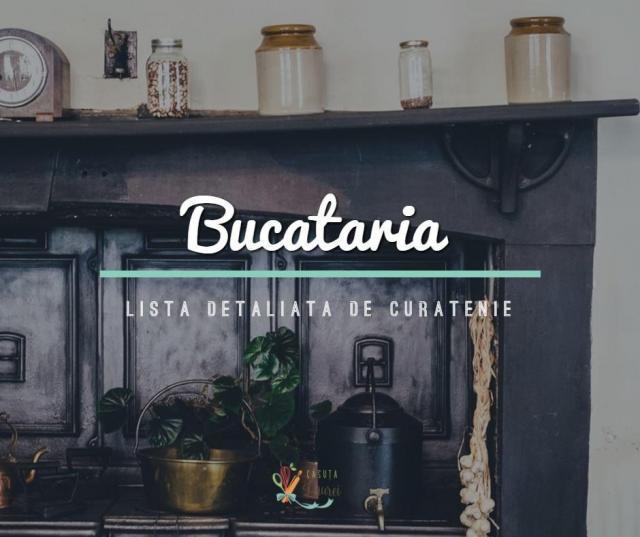 Bucataria