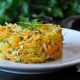 Salata de varza cu morcov si marar