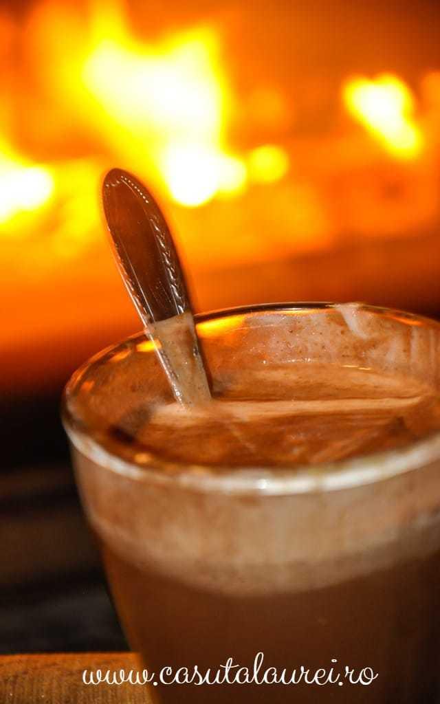 ciocolata calda vegana