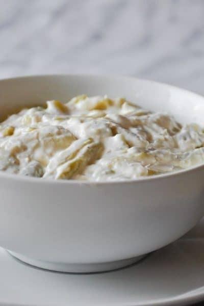 Salata de fasole cu maioneza