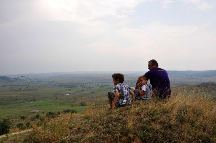 Pe dealuri