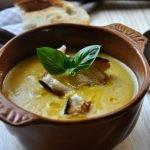 Supa- crema de dovleac
